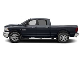 Midnight Blue Pearlcoat 2017 Ram Truck 2500 Pictures 2500 Crew Cab SLT 2WD photos side view