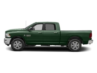 Timberline Green Pearlcoat 2017 Ram Truck 2500 Pictures 2500 Lone Star 4x2 Crew Cab 8' Box photos side view