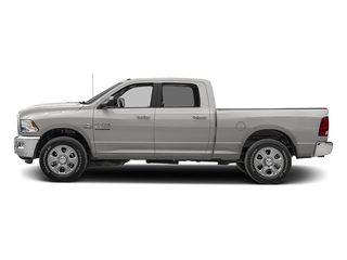 Bright Silver Metallic Clearcoat 2017 Ram Truck 2500 Pictures 2500 Lone Star 4x2 Crew Cab 8' Box photos side view