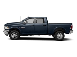 True Blue Pearlcoat 2017 Ram Truck 2500 Pictures 2500 Crew Cab Laramie 2WD photos side view