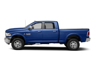 Blue Streak Pearlcoat 2017 Ram Truck 2500 Pictures 2500 Laramie 4x2 Crew Cab 8' Box photos side view