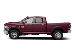 Delmonico Red Pearlcoat 2017 Ram Truck 2500 Pictures 2500 Laramie 4x4 Crew Cab 8' Box photos side view