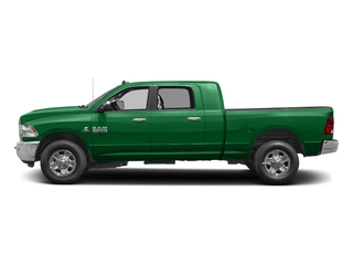 Bright Green 2017 Ram Truck 2500 Pictures 2500 Mega Cab SLT 4WD photos side view