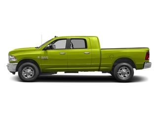 National Safety Yellow 2017 Ram Truck 2500 Pictures 2500 Mega Cab SLT 4WD photos side view