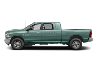 Light Green 2017 Ram Truck 2500 Pictures 2500 Mega Cab SLT 4WD photos side view