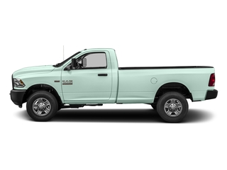 Robin Egg Blue 2017 Ram Truck 3500 Pictures 3500 Regular Cab Tradesman 4WD photos side view