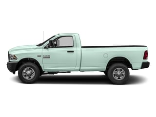 Robin Egg Blue 2017 Ram Truck 3500 Pictures 3500 SLT 4x4 Reg Cab 8' Box photos side view