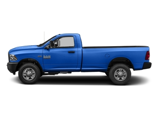 Holland Blue 2017 Ram Truck 3500 Pictures 3500 Regular Cab SLT 2WD photos side view