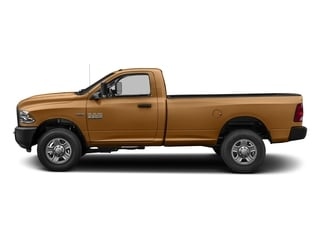 Power Tan 2017 Ram Truck 3500 Pictures 3500 Regular Cab SLT 4WD photos side view