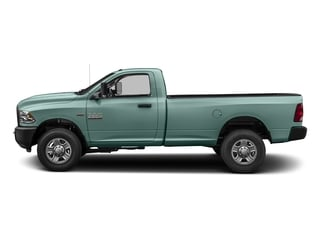 Light Green 2017 Ram Truck 3500 Pictures 3500 SLT 4x4 Reg Cab 8' Box photos side view