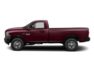 Delmonico Red Pearlcoat 2017 Ram Truck 3500 Pictures 3500 SLT 4x4 Reg Cab 8' Box photos side view