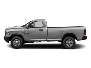 Bright Silver Metallic Clearcoat 2017 Ram Truck 3500 Pictures 3500 Regular Cab Tradesman 4WD photos side view