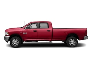 Agriculture Red 2017 Ram Truck 3500 Pictures 3500 Crew Cab SLT 2WD photos side view