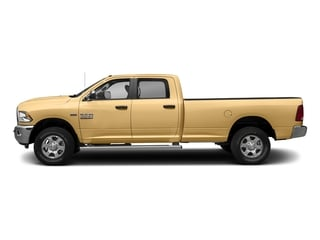 Light Cream 2017 Ram Truck 3500 Pictures 3500 Big Horn 4x2 Crew Cab 6'4 Box photos side view
