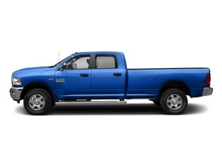 Holland Blue 2017 Ram Truck 3500 Pictures 3500 Big Horn 4x2 Crew Cab 6'4 Box photos side view