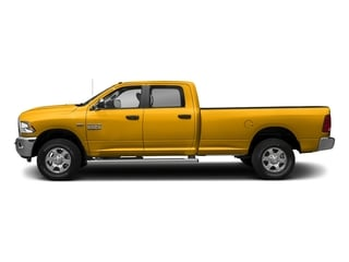 Detonator Yellow Clearcoat 2017 Ram Truck 3500 Pictures 3500 Big Horn 4x2 Crew Cab 6'4 Box photos side view