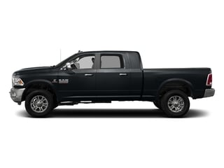 Maximum Steel Metallic Clearcoat 2017 Ram Truck 3500 Pictures 3500 Laramie Longhorn 4x2 Mega Cab 6'4 Box photos side view