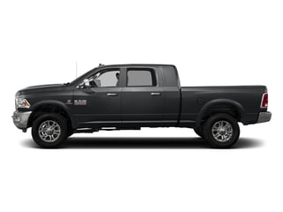Granite Crystal Metallic Clearcoat 2017 Ram Truck 3500 Pictures 3500 Laramie Longhorn 4x2 Mega Cab 6'4 Box photos side view