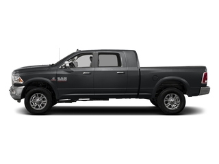 Granite Crystal Metallic Clearcoat 2017 Ram Truck 3500 Pictures 3500 Mega Cab Longhorn 4WD photos side view