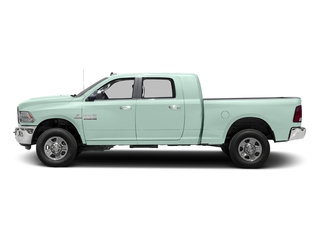 Robin Egg Blue 2017 Ram Truck 3500 Pictures 3500 SLT 4x2 Mega Cab 6'4 Box photos side view