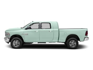 Robin Egg Blue 2017 Ram Truck 3500 Pictures 3500 Mega Cab SLT 4WD photos side view