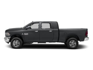 Granite Crystal Metallic Clearcoat 2017 Ram Truck 3500 Pictures 3500 SLT 4x2 Mega Cab 6'4 Box photos side view