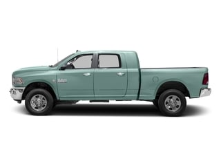Light Green 2017 Ram Truck 3500 Pictures 3500 Mega Cab SLT 4WD photos side view