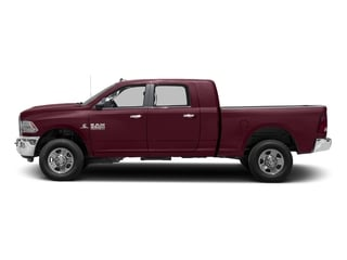 Delmonico Red Pearlcoat 2017 Ram Truck 3500 Pictures 3500 SLT 4x2 Mega Cab 6'4 Box photos side view