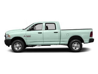 Robin Egg Blue 2017 Ram Truck 3500 Pictures 3500 Crew Cab Tradesman 4WD photos side view