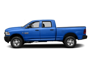 Holland Blue 2017 Ram Truck 3500 Pictures 3500 Crew Cab Tradesman 4WD photos side view
