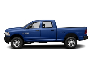 Blue Streak Pearlcoat 2017 Ram Truck 3500 Pictures 3500 Crew Cab Tradesman 4WD photos side view
