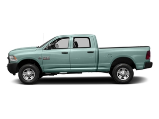 Light Green 2017 Ram Truck 3500 Pictures 3500 Crew Cab Tradesman 4WD photos side view