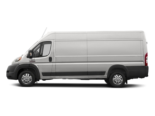 Bright Silver Metallic Clearcoat 2017 Ram Truck ProMaster Cargo Van Pictures ProMaster Cargo Van 3500 High Roof 159 WB EXT photos side view
