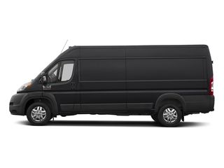 Black Clearcoat 2017 Ram Truck ProMaster Cargo Van Pictures ProMaster Cargo Van 3500 High Roof 159 WB EXT photos side view