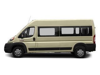 Sandstone Pearlcoat 2017 Ram Truck ProMaster Window Van Pictures ProMaster Window Van 2500 High Roof 159 WB photos side view
