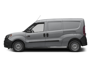 Silver Metallic 2017 Ram Truck ProMaster City Cargo Van Pictures ProMaster City Cargo Van Tradesman Van photos side view