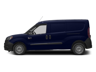 Blue Night Metallic 2017 Ram Truck ProMaster City Cargo Van Pictures ProMaster City Cargo Van Tradesman Van photos side view
