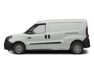 Bright White 2017 Ram Truck ProMaster City Cargo Van Pictures ProMaster City Cargo Van Tradesman Van photos side view