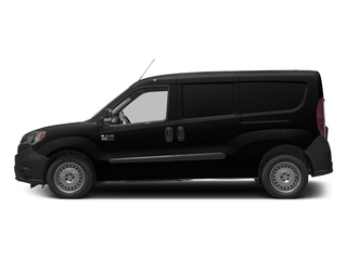 Black Metallic 2017 Ram Truck ProMaster City Cargo Van Pictures ProMaster City Cargo Van Tradesman Van photos side view