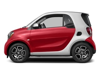 Red 2017 smart fortwo Pictures fortwo Coupe 2D Proxy I3 Turbo photos side view
