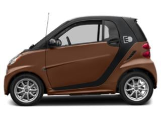 Hazel Brown Metallic 2017 smart fortwo electric drive Pictures fortwo electric drive Coupe 2D Passion Electric photos side view