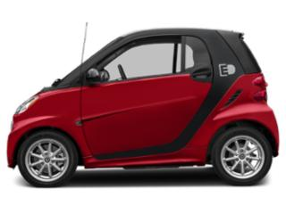Red 2017 smart fortwo electric drive Pictures fortwo electric drive Coupe 2D Passion Electric photos side view