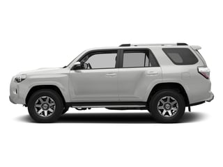 Classic Silver Metallic 2017 Toyota 4Runner Pictures 4Runner Utility 4D TRD Off-Road 4WD V6 photos side view