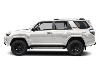 Super White 2017 Toyota 4Runner Pictures 4Runner Utility 4D TRD Pro 4WD V6 photos side view