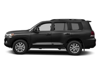 Magnetic Gray Metallic 2017 Toyota Land Cruiser Pictures Land Cruiser Utility 4D 4WD V8 photos side view
