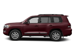 Brandywine Mica 2017 Toyota Land Cruiser Pictures Land Cruiser Utility 4D 4WD V8 photos side view