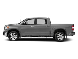 Silver Sky Metallic 2017 Toyota Tundra 2WD Pictures Tundra 2WD 1794 Edition CrewMax 2WD photos side view