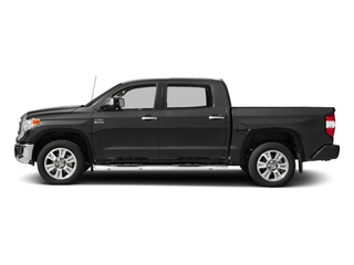 Magnetic Gray Metallic 2017 Toyota Tundra 2WD Pictures Tundra 2WD 1794 Edition CrewMax 2WD photos side view