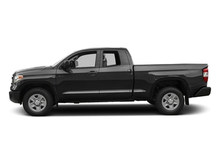 Black 2017 Toyota Tundra 2WD Pictures Tundra 2WD SR Double Cab 2WD photos side view