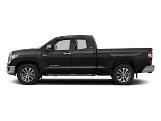 Magnetic Gray Metallic 2017 Toyota Tundra 2WD Pictures Tundra 2WD Limited Double Cab 2WD photos side view